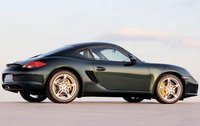 2010 Porsche Cayman, Right Side View, exterior, manufacturer
