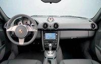 2010 Porsche Cayman, Interior View, interior, manufacturer