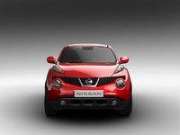 2011 Nissan Juke, Front View, exterior, manufacturer