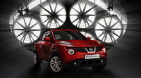 2011 Nissan Juke, Front Right Quarter View, manufacturer, exterior
