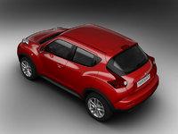 2011 Nissan Juke, Overhead View, exterior, manufacturer