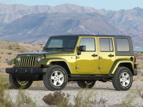 Picture of 2004 Jeep Wrangler Rubicon