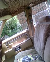 1987 Chevrolet Caprice, no rips or tears in the interrior, interior