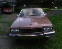 1987 Chevrolet Caprice, side - both are the same. no dents or dings, exterior