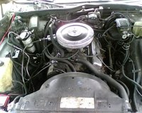 1987 Chevrolet Caprice, 350 not a standard 305, engine