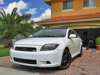 2005 Scion tC Sport Coupe, The Ride, exterior