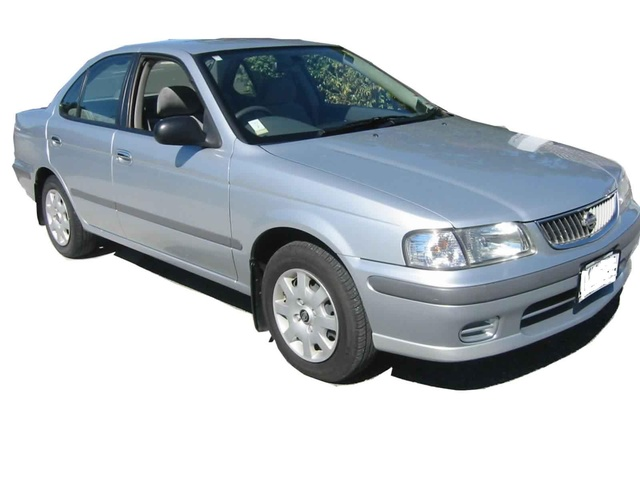 Picture of 2002 Nissan Sunny