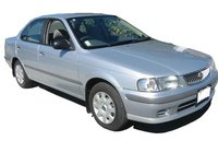 2002 Nissan Sunny Overview
