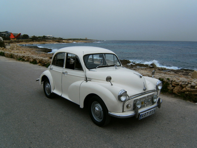 Picture of 1953 Morris Minor, exterior, gallery_worthy