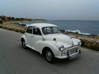 1953 Morris Minor Overview