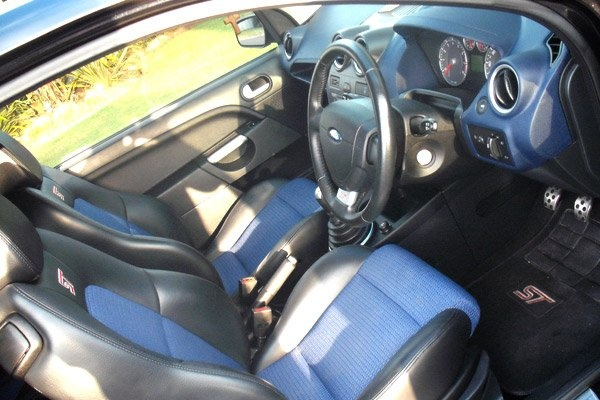 2006 Ford Fiesta Interior Pictures Cargurus