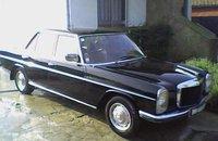 1972 Mercedes-Benz 220, Mercedes-Benz 240D - 1974, exterior