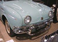 1956 Renault Dauphine Overview