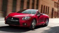 2011 Mitsubishi Eclipse Spyder, Front Left Quarter View, exterior, manufacturer, gallery_worthy