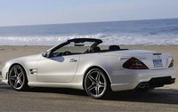 2011 Mercedes-Benz SL-Class, Left Side View, exterior, manufacturer
