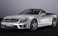2011 Mercedes-Benz SL-Class, Front Left Quarter View, manufacturer, exterior