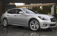 2011 Infiniti M37, Front Right Quarter View, exterior, manufacturer