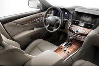 2011 Infiniti M56, Interior View, interior, manufacturer