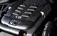 2011 INFINITI M56, Engine View, engine, manufacturer