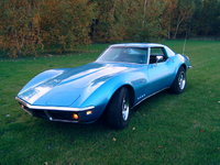 1968 Chevrolet Corvette Coupe picture, exterior