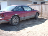 1990 Oldsmobile Cutlass Supreme, needs a bath, exterior, gallery_worthy