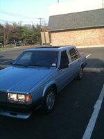 1989 Volvo 740, My new baby