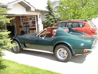 1973 Chevrolet Corvette Coupe, Cruisin at last!, exterior