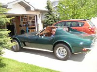 1973 Chevrolet Corvette Coupe, Cruisin at last!, exterior