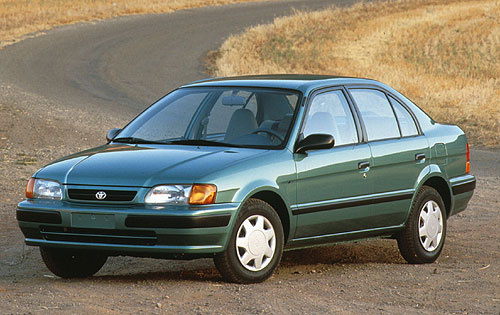 Picture of 1996 Toyota Tercel, exterior