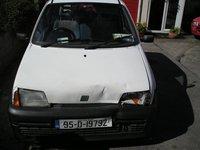 1995 Fiat Cinquecento, Ah memories, exterior