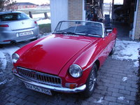 Picture of 1964 MG MGB Roadster, exterior, gallery_worthy