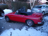 1964 MG MGB Roadster Overview