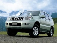 2004 Toyota Land Cruiser Prado Picture Gallery