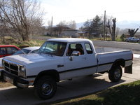 Picture of 1992 Dodge RAM 250 2 Dr LE 4WD Extended Cab LB, exterior