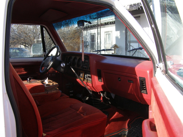 Picture of 1992 Dodge RAM 250 LE Club Cab LB 4WD, interior, gallery_worthy