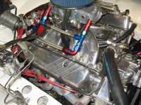 1974 Holden Torana, yeah, engine