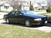 1997 Cadillac Seville STS, 1997 Cadillac Seville 4 Dr STS Sedan picture, exterior