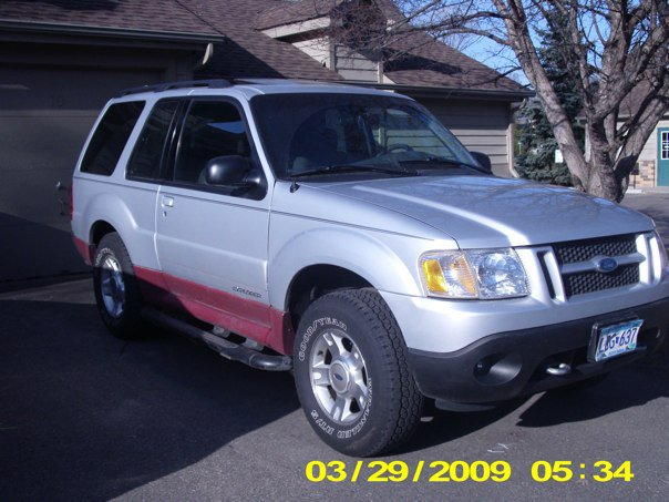2002 ford explorer sport overview cargurus. Cars Review. Best American Auto & Cars Review