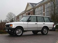1987 Land Rover Range Rover Overview