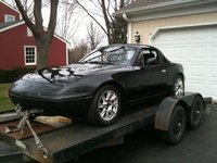 1993 Mazda MX-5 Miata Overview