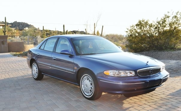 '99 Buick Century limited.  My car :D