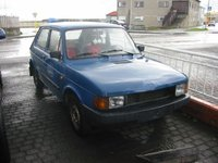 1983 FIAT 127, Here's my car. A lovely FIAT 127. I took this picture back when I first got it, that's approx 2006/07. As you can see here it needs its grill and number plate, but its g...