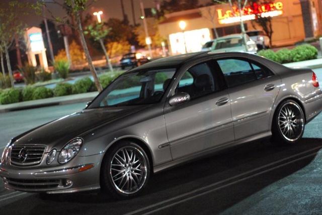 2003 Mercedes-Benz E-Class E 320, So Handsome! =), exterior, gallery_worthy