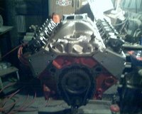 1986 Pontiac Trans Am, Almost all together, engine