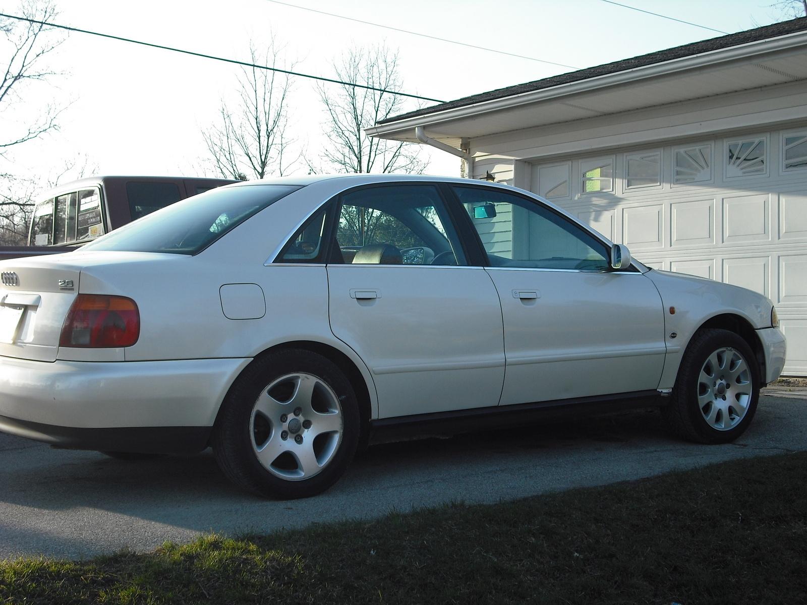 1999 Audi A4 Transmission Problems