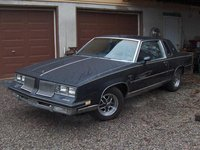 Oldsmobile Cutlass Supreme Questions - For a 1987 Cutlass