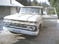 1962 Chevrolet C10 Overview