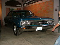 1967 Chevrolet Chevelle picture, exterior