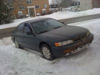 1996 Honda Accord EX, 1996 Honda Accord 4 Dr EX Sedan picture, exterior