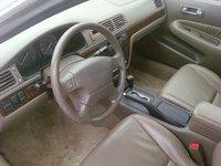 1996 Acura TL 2.5 Premium, Sprint PictureMail, interior